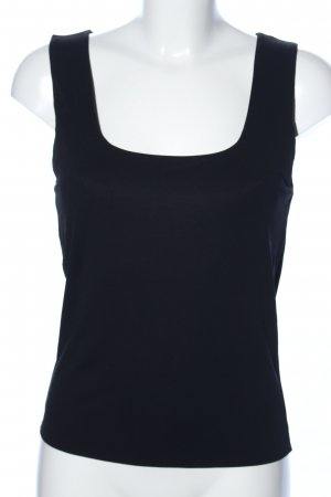 Marc Cain Basic Top black casual look