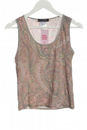 Marc Cain Basic Top allover print casual look
