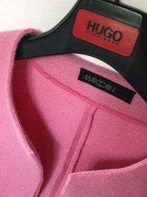 Marc Cain Wool Blazer light pink-pink