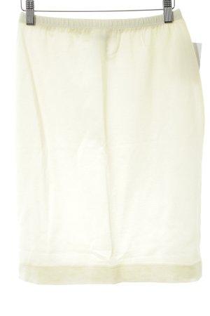 Marc Cain Pencil Skirt cream classic style