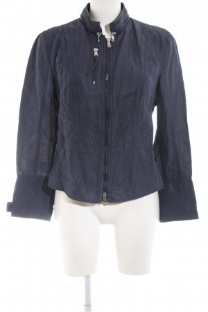 Marc Cain Blouson blue quilting pattern casual look