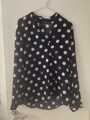 Marc Cain Bluse Punkte N4