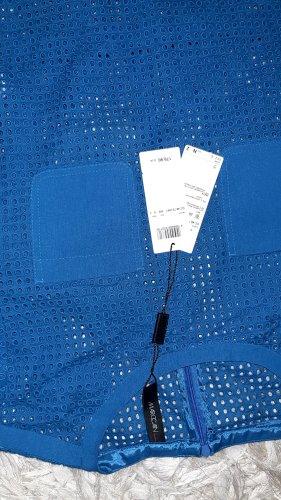 Marc Cain Netshirt neon blauw