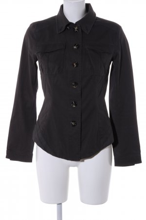 Marc Cain Blouse Jacket black business style