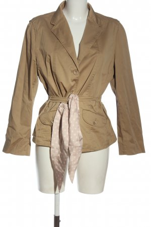 Marc Cain Blouse Jacket brown casual look