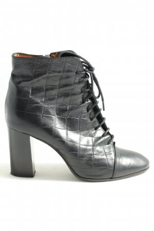 Marc Cain Booties schwarz Casual-Look
