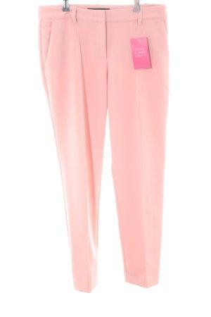 Marc Cain Bundfaltenhose pink Casual-Look