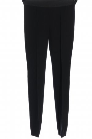 Marc Cain Pleated Trousers black casual look