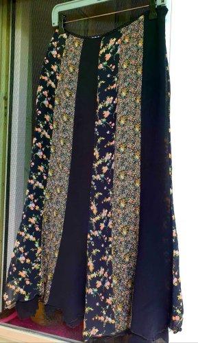 Marc Cain Jupe asymétrique multicolore soie