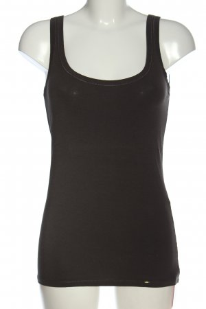 Marc Cain Camisole braun Casual-Look
