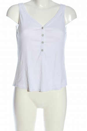 Marc Cain Camisole weiß Casual-Look