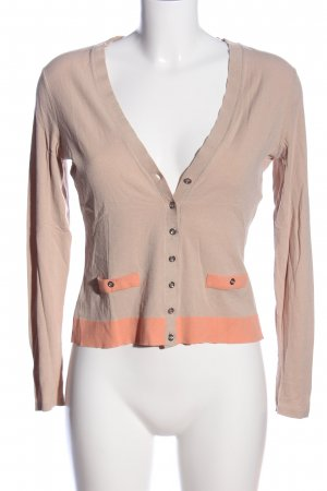 Marc Cain Cardigan nude-creme Casual-Look