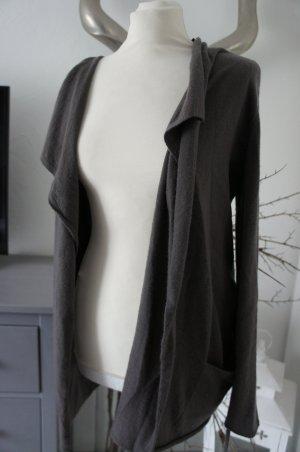 MARC CAIN Cardigan Größe 38 40 N 4 100% Kaschmir Strickjacke