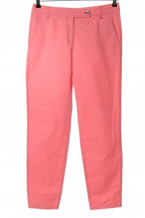Marc Cain Chinohose pink Casual-Look