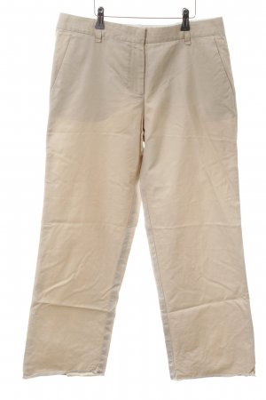 Marc Cain Chinohose creme Casual-Look