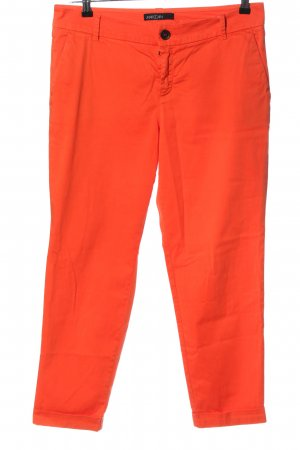 Marc Cain Chinohose rot Casual-Look