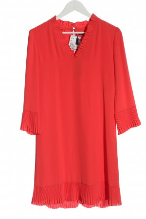 Marc Cain Cocktail Dress red casual look