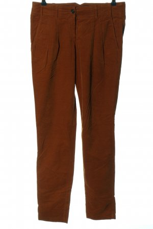 Marc Cain Cordhose rot Casual-Look