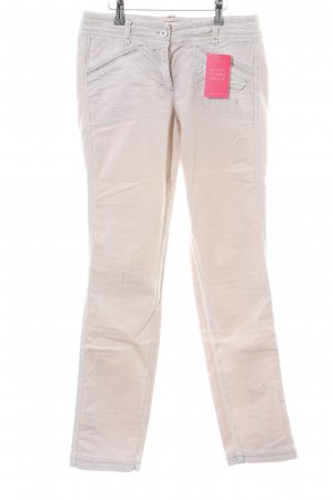Marc Cain Cordhose creme Casual-Look