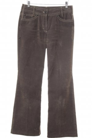 Marc Cain Cordhose braun Casual-Look