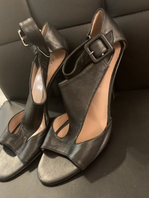 Marc Cain Strapped Sandals black
