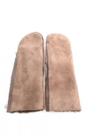 Marc Cain Mittens cream flecked casual look