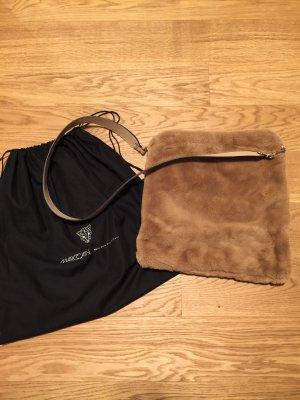 Marc Cain Fake Fur Tasche