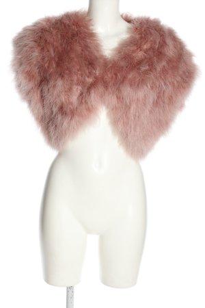 Marc Cain Fellweste pink Elegant
