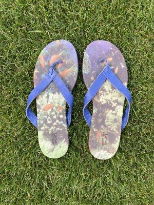 Marc Cain Flip flop sandalen blauw