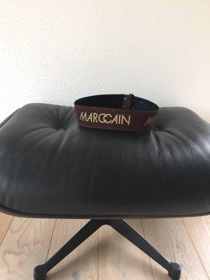Marc Cain Ceinture de taille brun noir