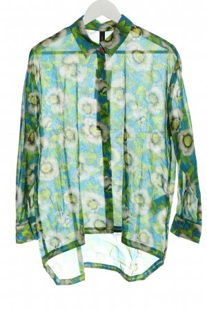 Marc Cain Shirt Blouse flower pattern casual look