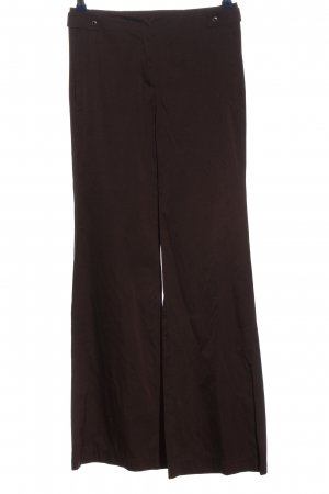 Marc Cain High-Waist Hose braun Casual-Look