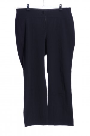 Marc Cain High Waist Trousers blue business style