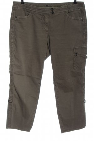 Marc Cain Cargo Pants brown casual look