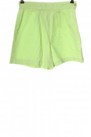 Marc Cain High-Waist-Shorts green casual look