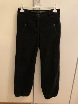 Marc Cain Corduroy Trousers black