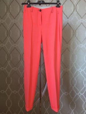 Marc Cain 7/8 Length Trousers apricot-orange