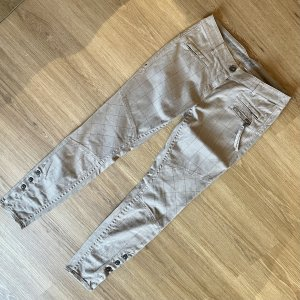Marc Cain Jersey Pants oatmeal-brown