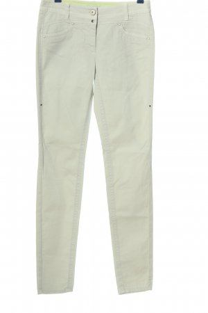 Marc Cain Low-Rise Trousers cream casual look