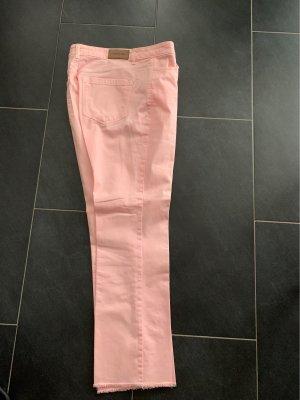 Marc Cain Jeans Hose rosa