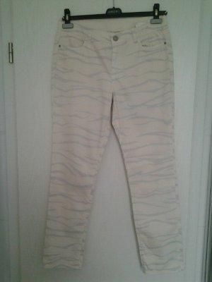 Marc Cain Jeans elasticizzati crema Cotone