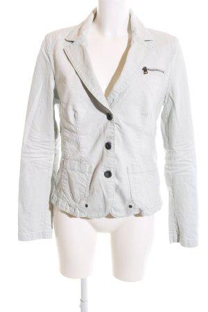 Marc Cain Blazer in jeans bianco-grigio chiaro stile casual