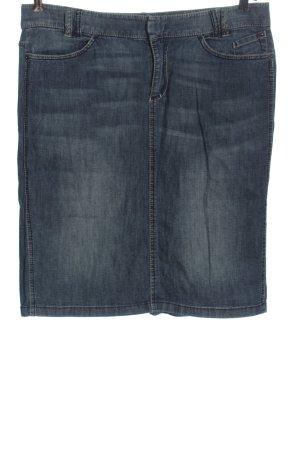 Marc Cain Denim Skirt blue casual look