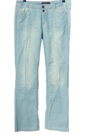 Marc Cain Denim Flares blue cotton