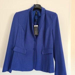 Marc Cain Jersey blazer blauw