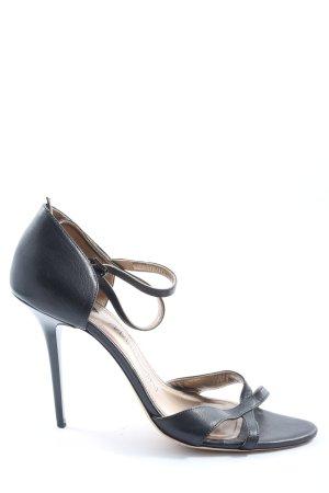 Marc Cain Classic Court Shoe black casual look