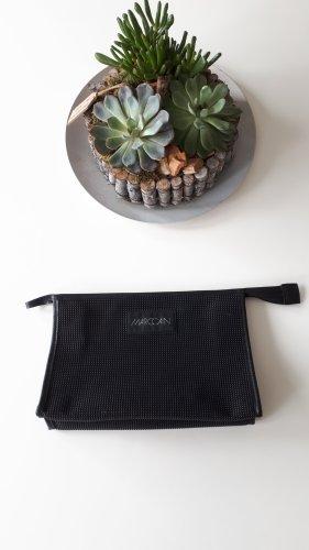 Marc Cain Kosmetiktasche schwarz mit Zipper