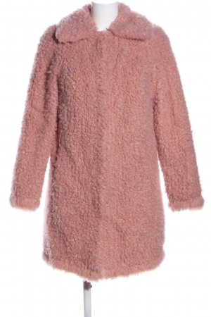 Marc Cain mantel pink Allover-Druck Casual-Look