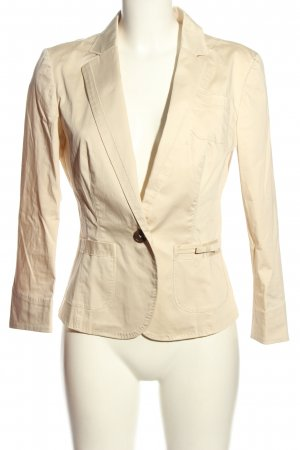 Marc Cain Kurz-Blazer creme Business-Look