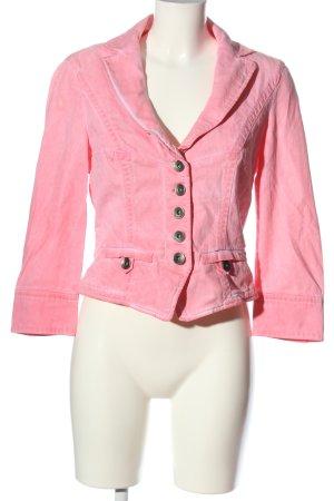 Marc Cain Kurz-Blazer pink Elegant
